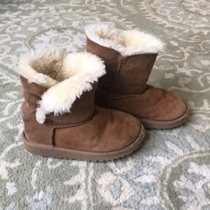 Ugg play condition boots!